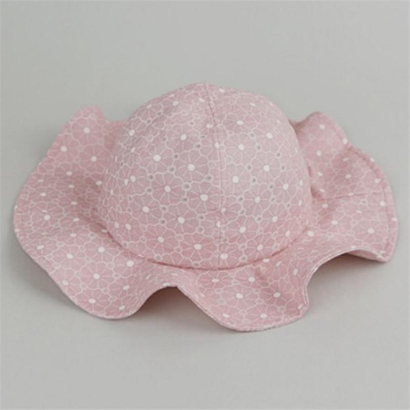 Lace Fisherman Hat Thin Strap Sunshade Bucket Hat