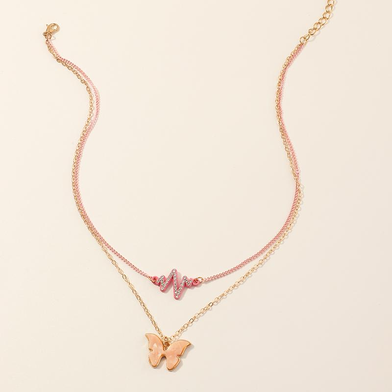 Butterfly Children's Necklace