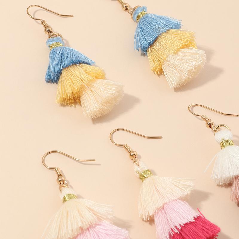 Bohemian Style Earring for Girl