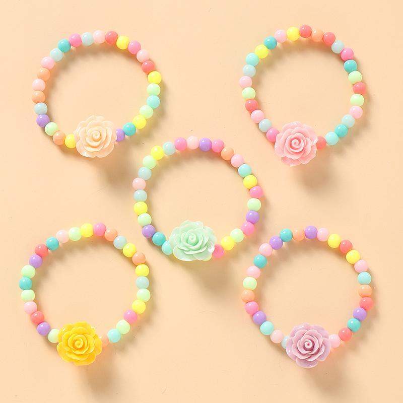 Flower Children's Bracelet for Girl