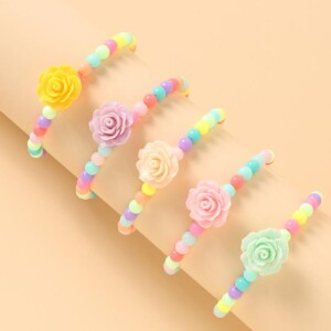 Flower Children's Bracelet for Girl