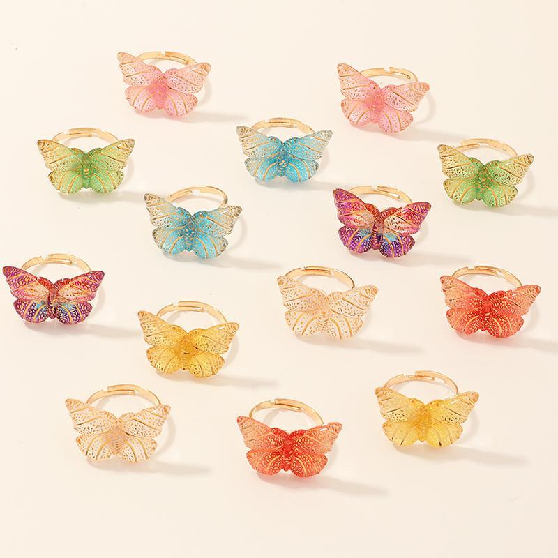 Butterfly Children's Rings