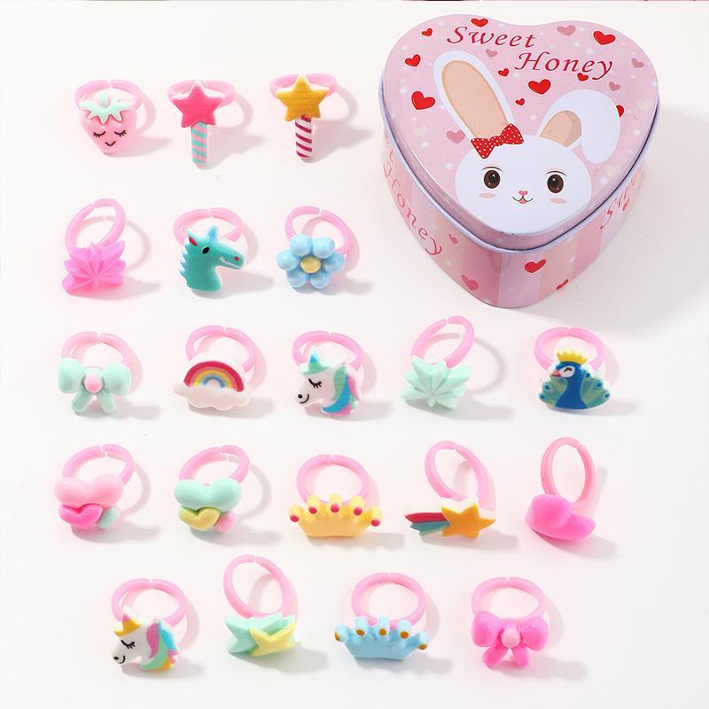 Children's Jewelry Sweet Ring