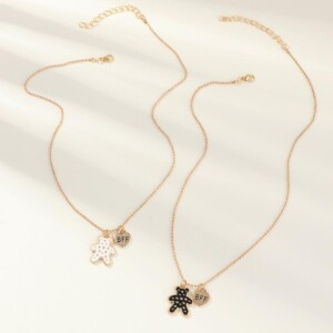 Stainless Steel Baby Jewelry Necklace