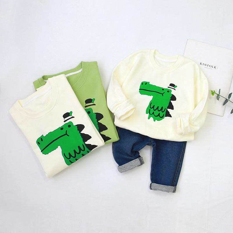 Cartoon Design Tops for Whole Family
