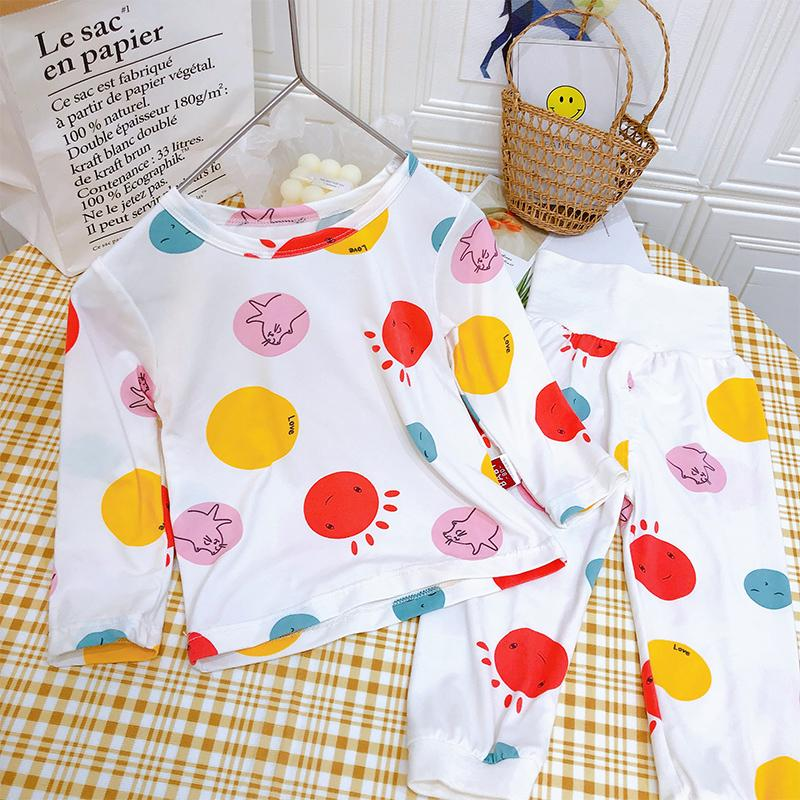 2-piece Pajamas Sets for Toddler Girl