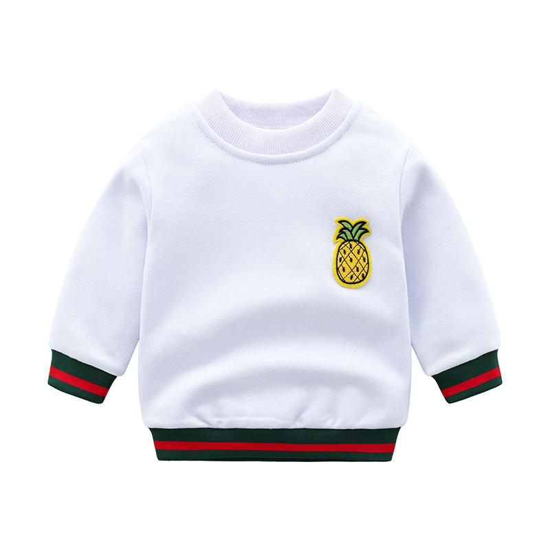 Sporty Pullover for Toddler Boy