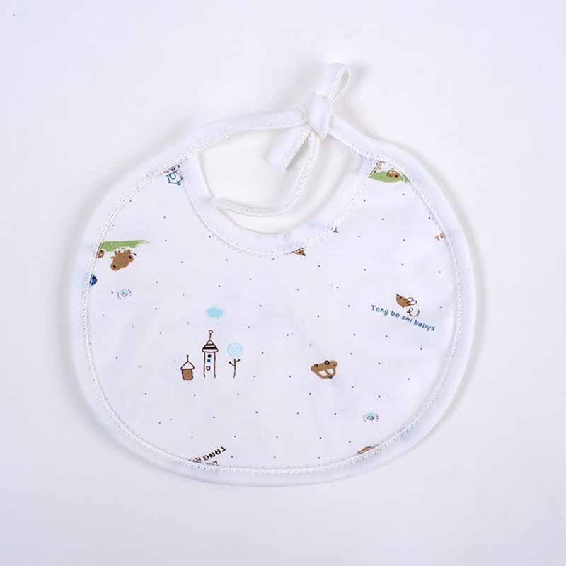 5-piece Cotton Pattern Pajamas Set for Baby