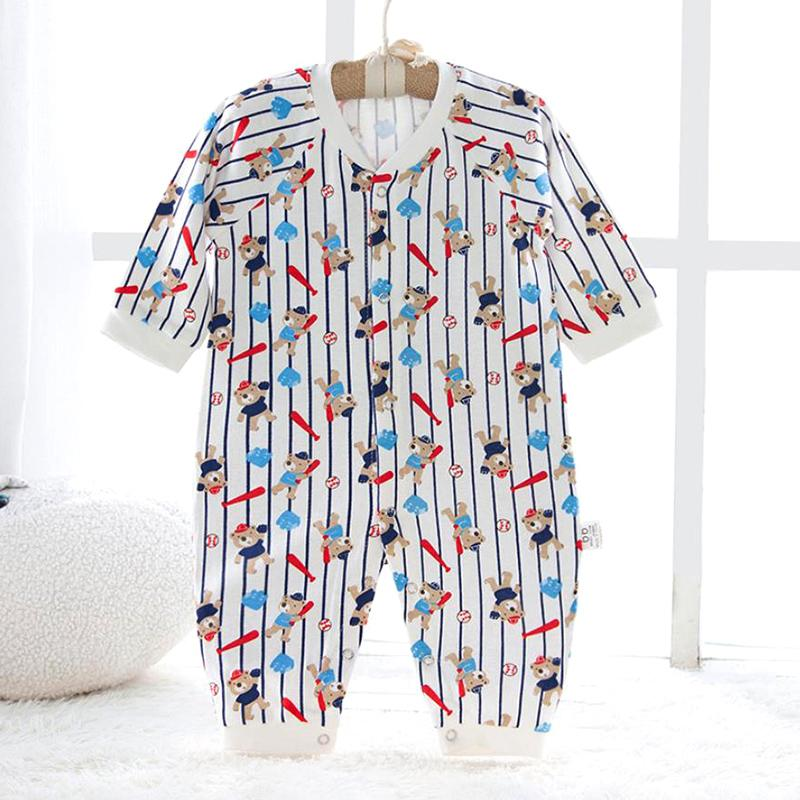 Galaxy Pattern Jumpsuit for Baby Boy