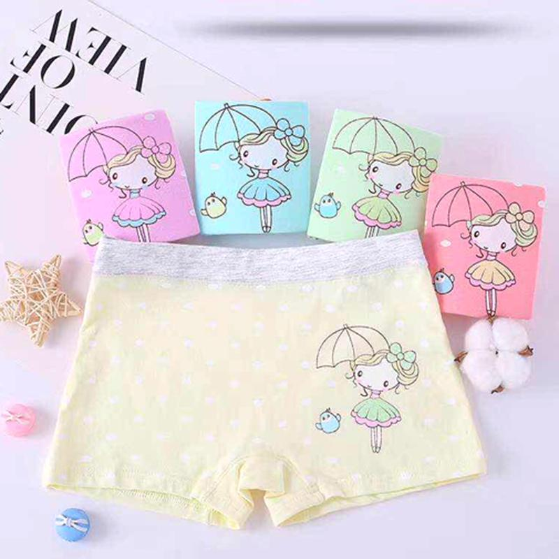 5-piece Panties for Toddler Girl