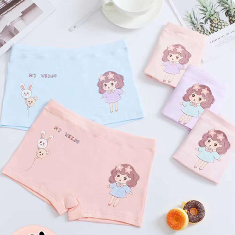 5-piece Panties for Toddler Girl