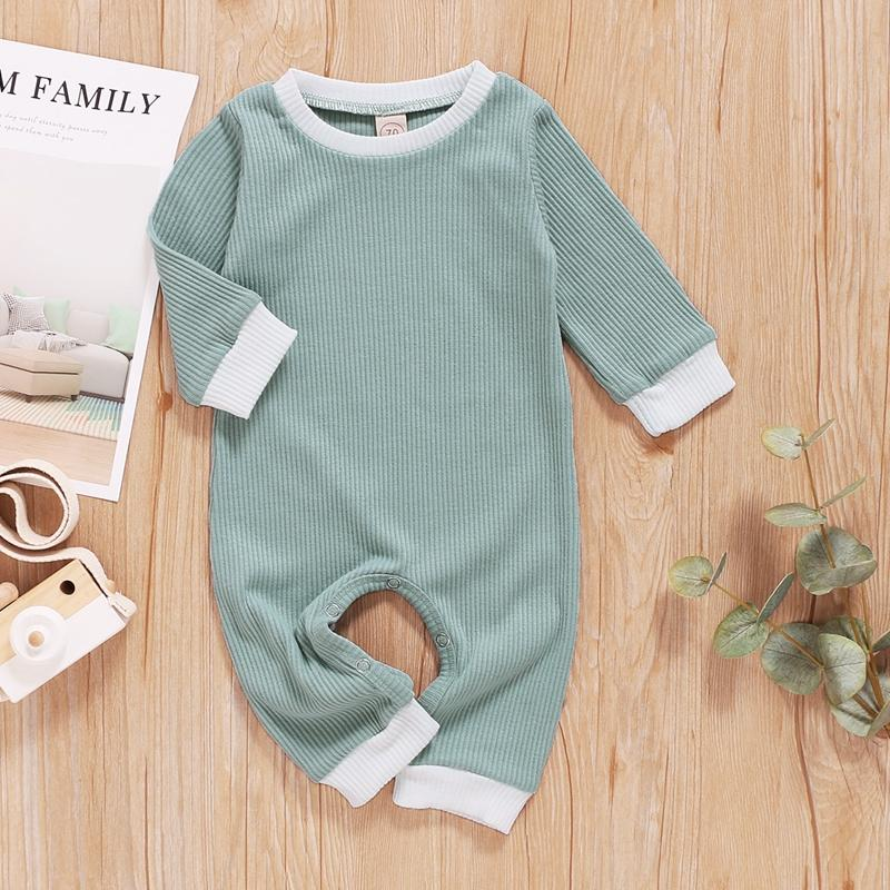 Solid Jumpsuit for Baby