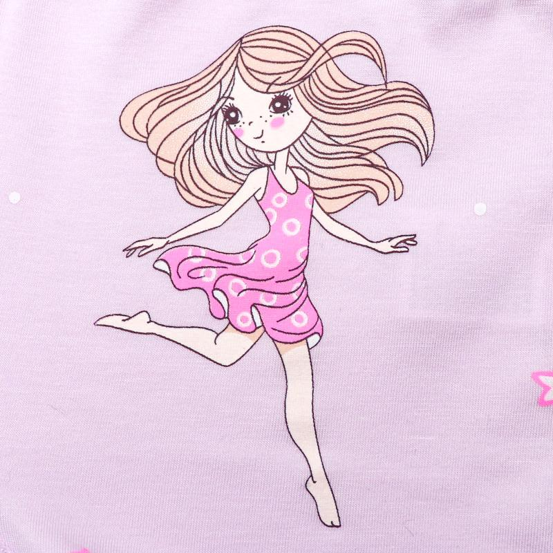 4-piece Cartoon Pattern Underwears for Toddler Girl