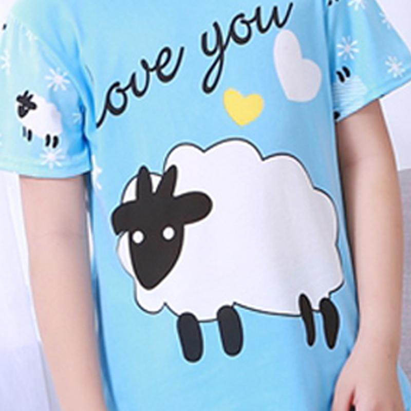 Animal Pattern Pajamas Set for Boy
