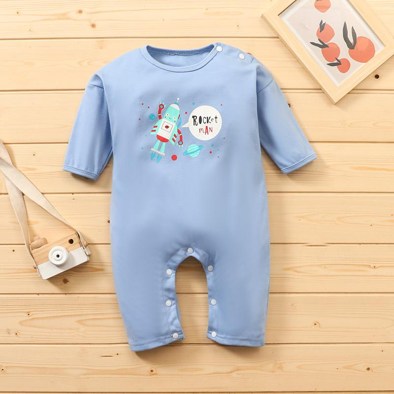 Cartoon Design Jumpsuit for Baby