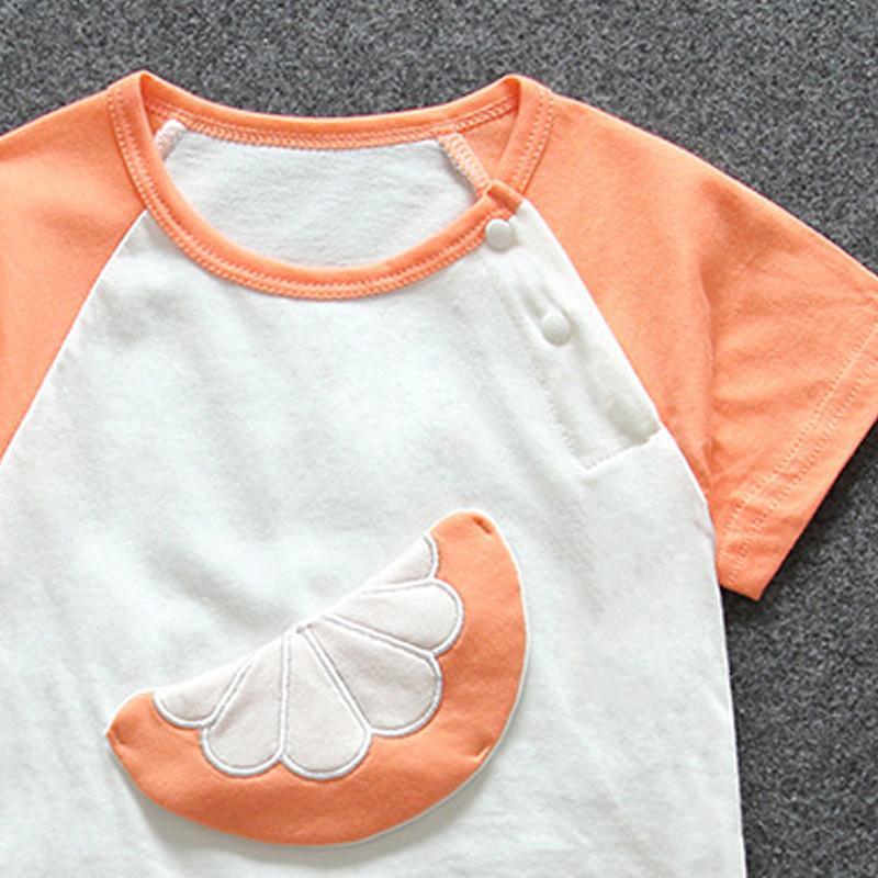 Fruit Pattern Bodysuit for Baby