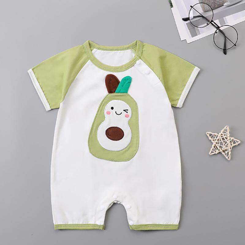 Cartoon Design Bodysuit for Baby