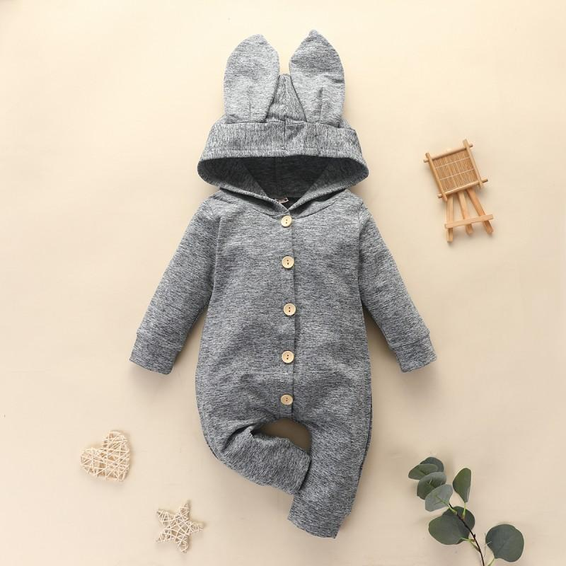 Rabbit Design Jumpsuit for Baby
