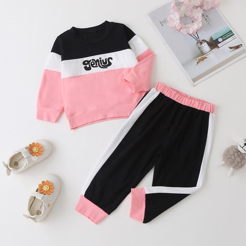 2-piece Pullover & Pants for Baby Girl