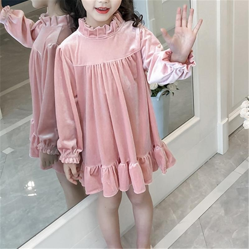 Ruffle Princess Dress for Girl