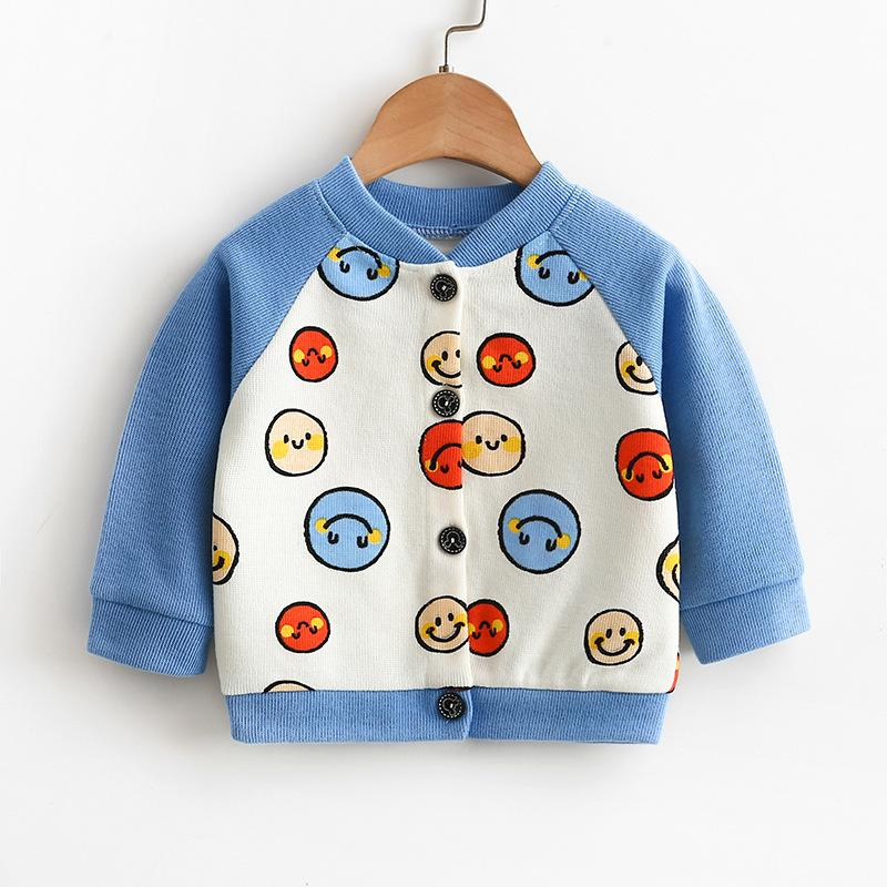 Cartoon Pattern Knitted Sweater for Toddler Boy