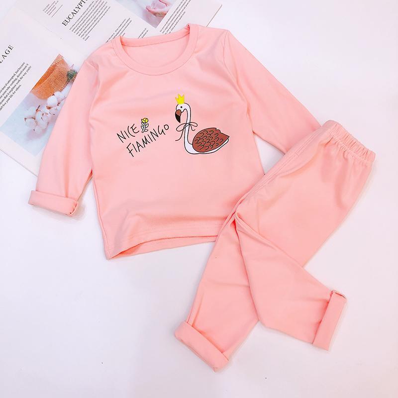 2-piece Pajamas Sets for Toddler Girl