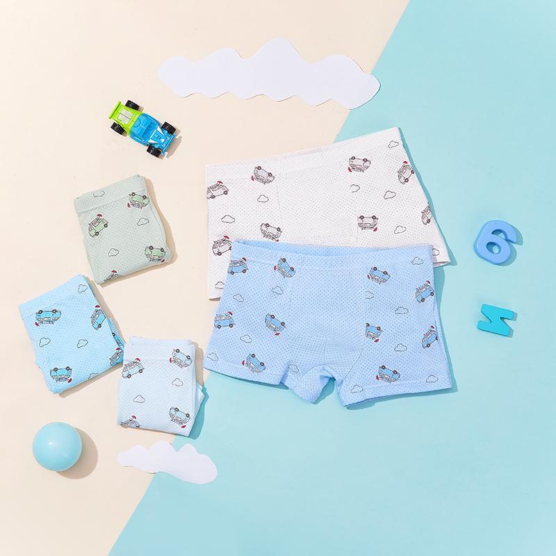 5-piece Panties for Toddler Boy