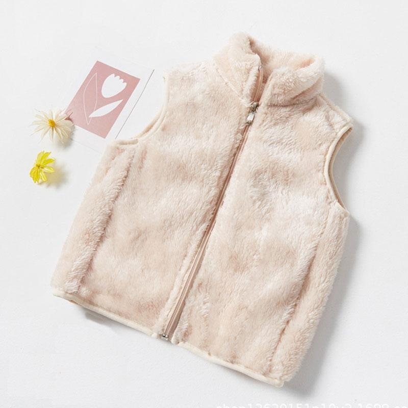 Extra Thick Gilet for Toddler Girl