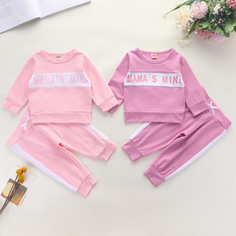 2-piece Sweatshirts & Pants for Baby Girl