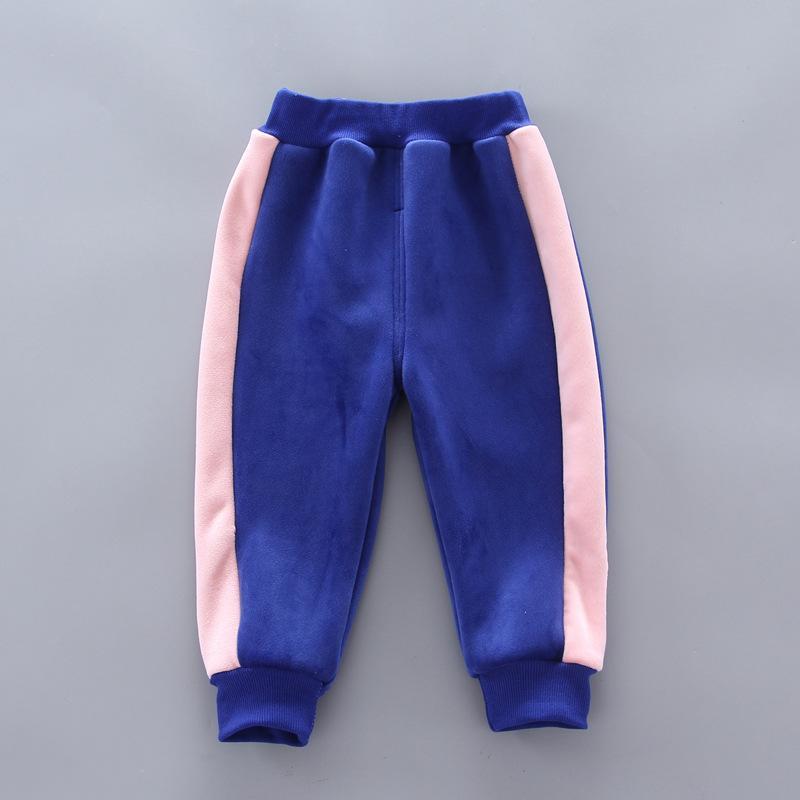 2-piece Fleece-lined Hoodie & Pants for Toddler Girl