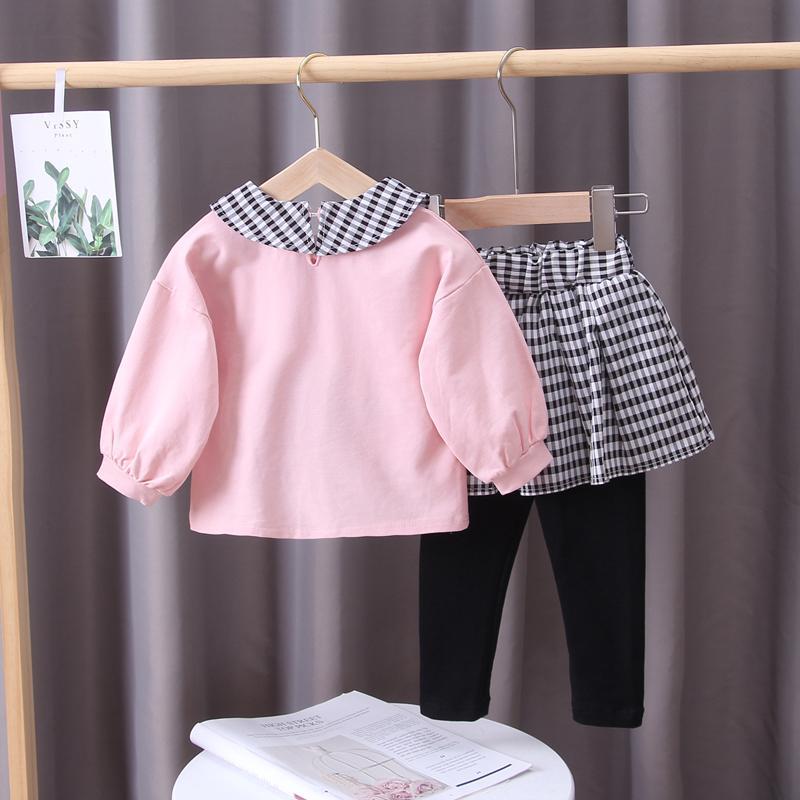 2-piece Shirt & Pants for Toddler Girl