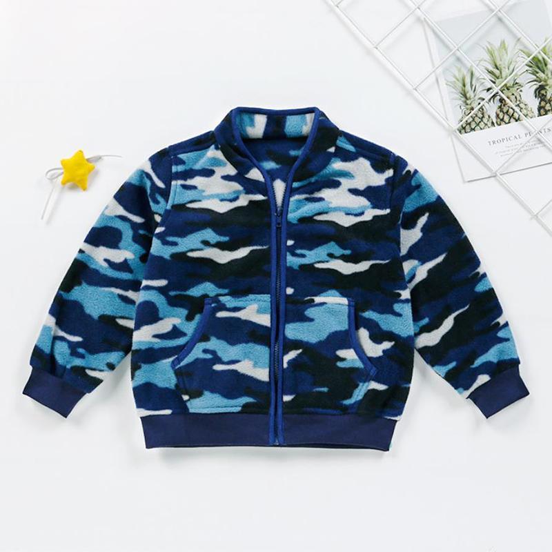 Polar fleece Jacket for Toddler Boy