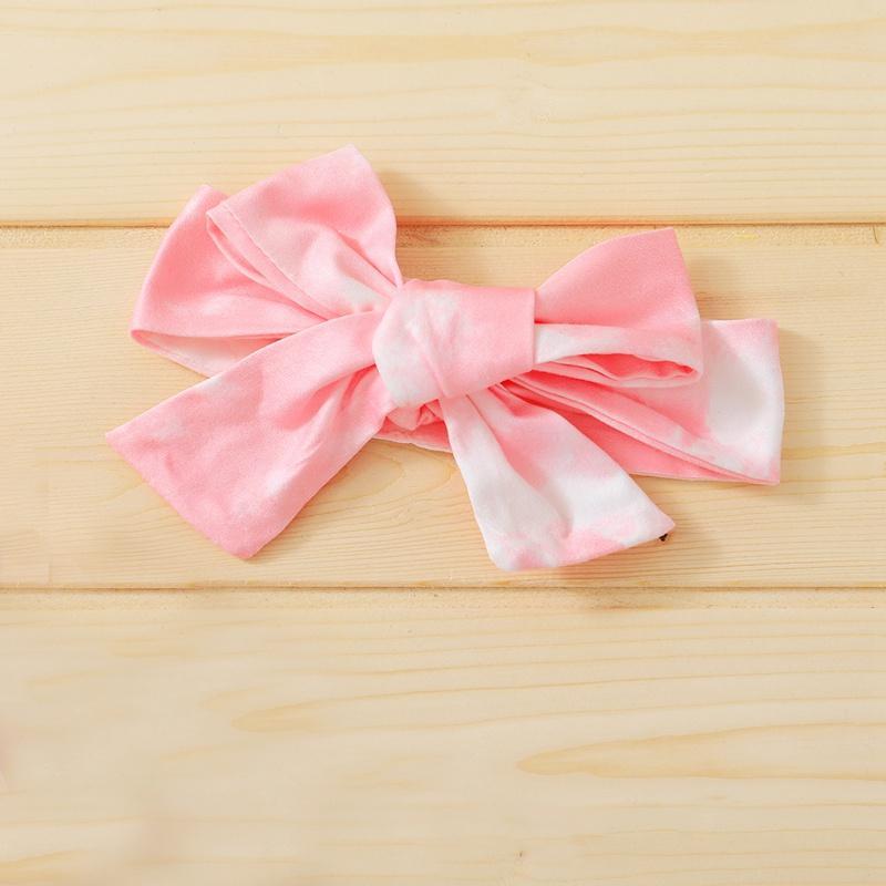 2-piece Tie dye Jumpsuit & Headband for Baby Girl
