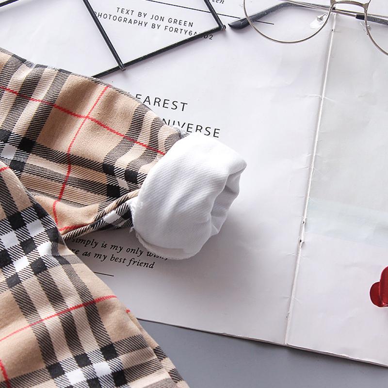 3-piece Coat & Shirt & Pants for Toddler Boy
