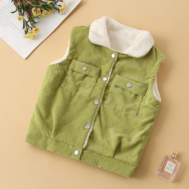 Extra Thick Gilet for Toddler Boy