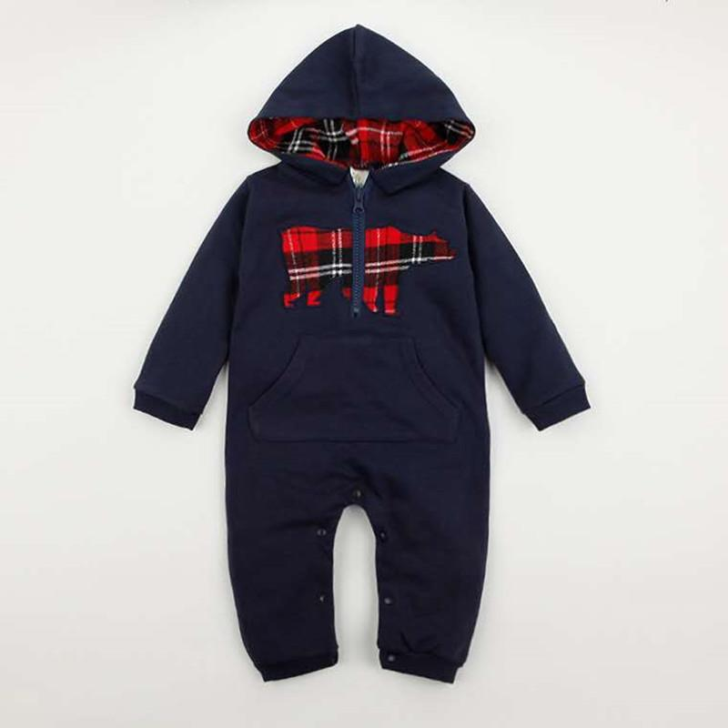 Christmas Jumpsuit for Baby