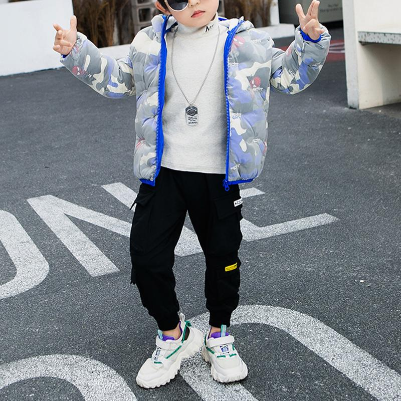 Extra Thick Puffer Jacket for Boy