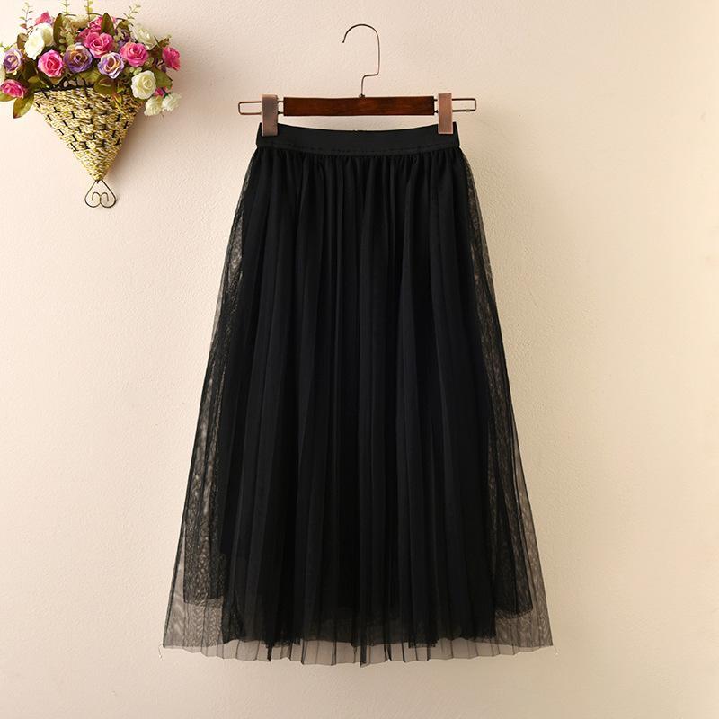 Mesh Skirt for Toddler Girl