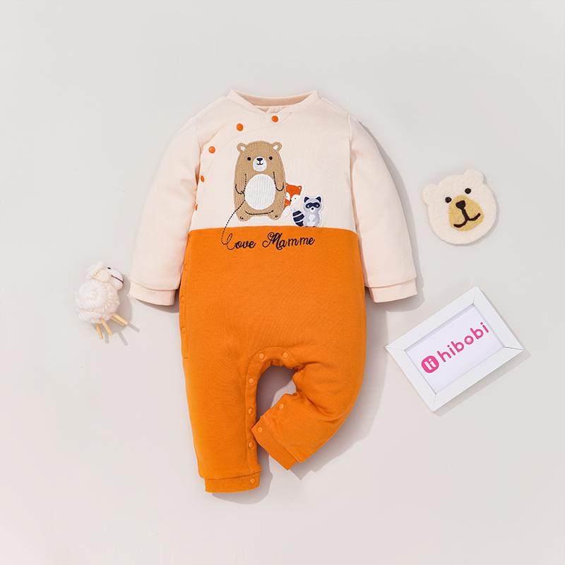 Thick Jumpsuit for Baby Boy