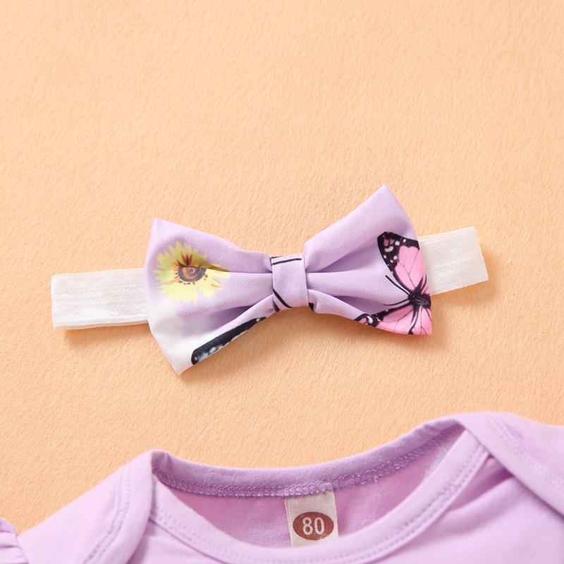 3-piece Dress Set for Toddler Girl