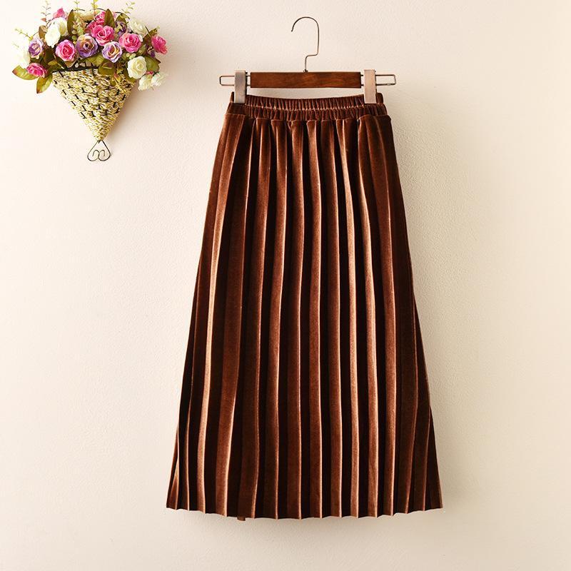 Pleated skirt for Toddler Girl