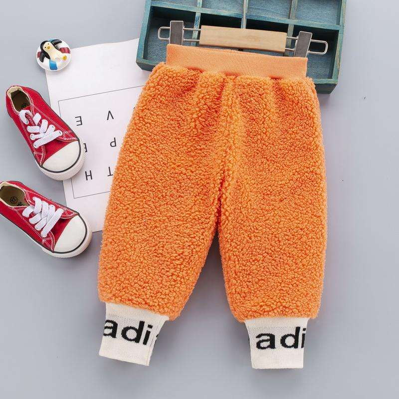 Extra Thick Sports Pants for Toddler Girl