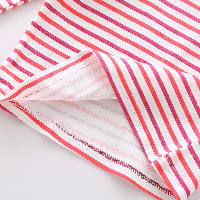 2-piece Striped Pajamas Sets for Toddler Boy