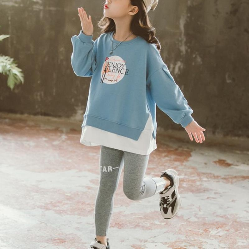 2-piece Sweatshirts & Pants for Girl