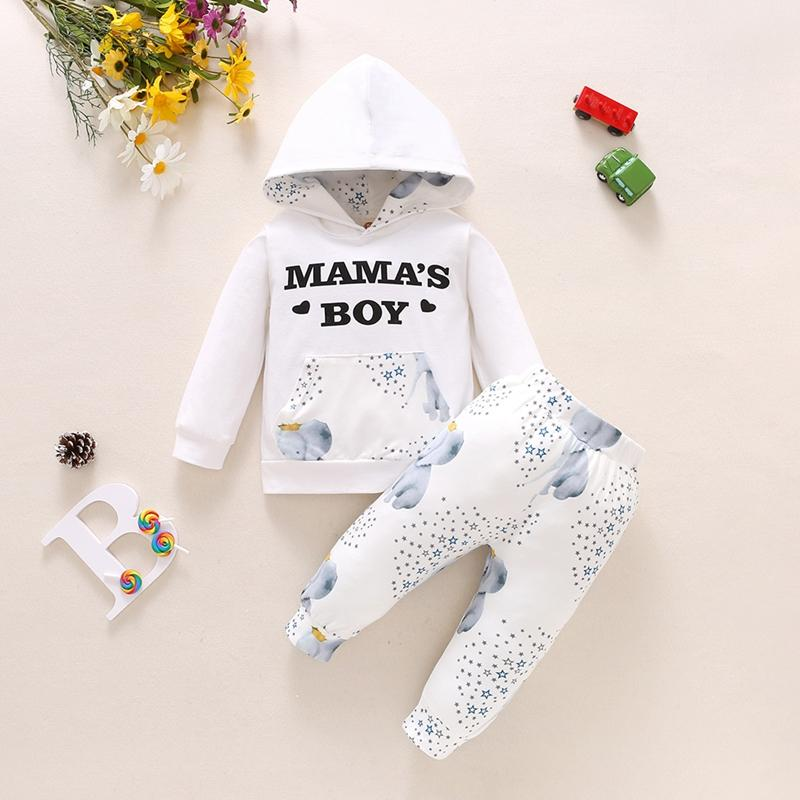 2-piece Hoodie & Pants for Baby