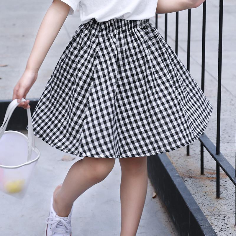 Plaid Skirts for Girl
