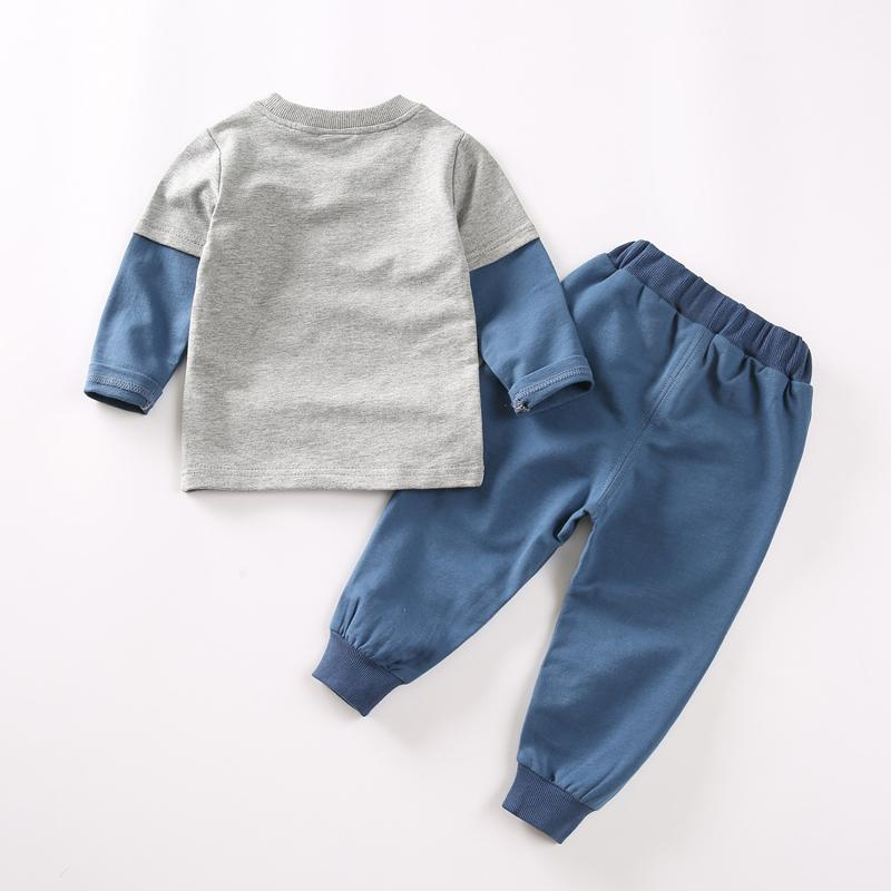 2-piece Sweatshirts & Pants for Toddler Boy