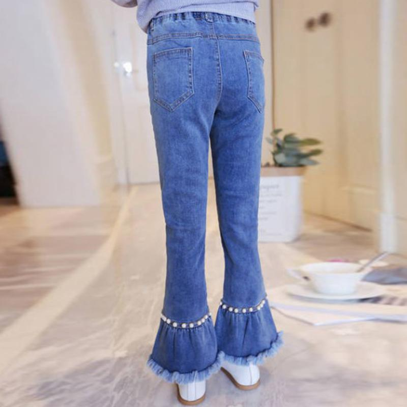 Flared Jeans for Girl