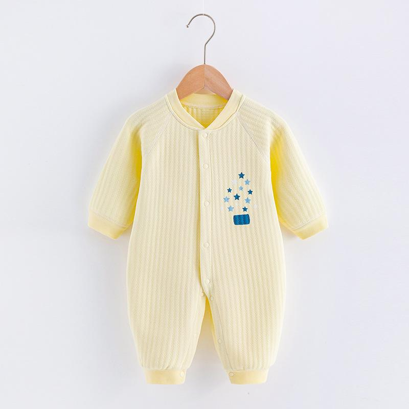 Star pattern Jumpsuit for Baby