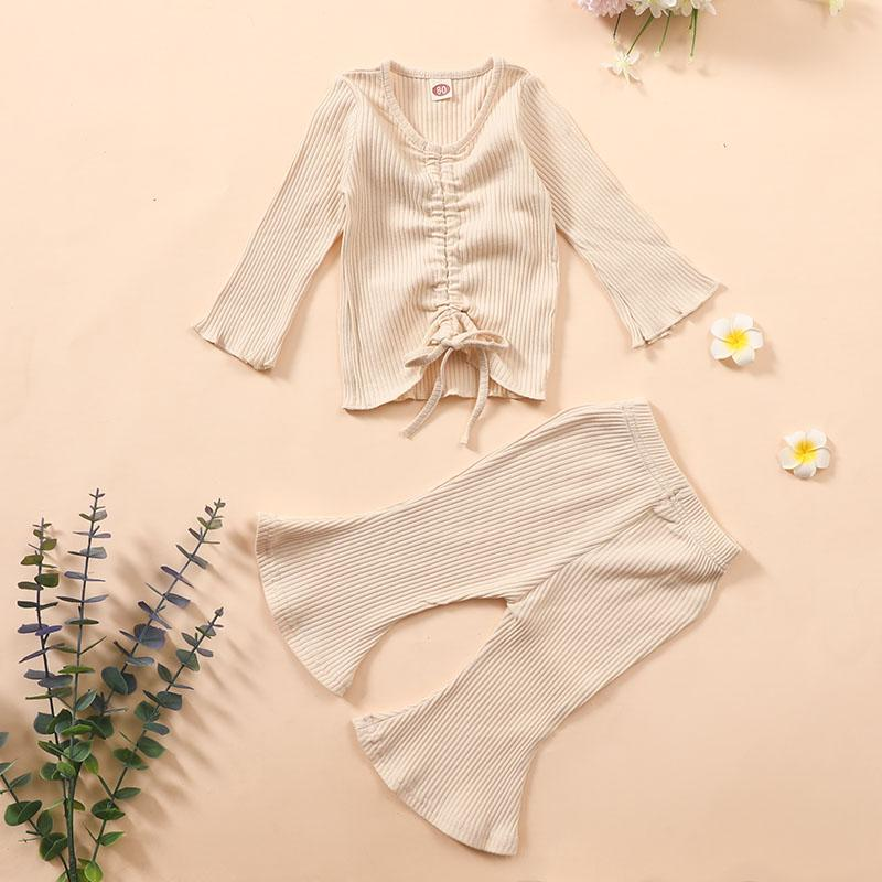 2-piece Top & Pants for Toddler Girl